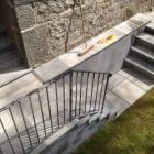 Hard landscaping - paving and steps